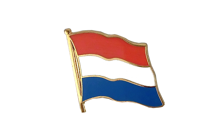 Flag Lapel Pin Netherlands