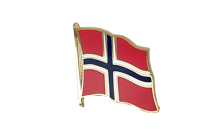 Flag Lapel Pin Norway