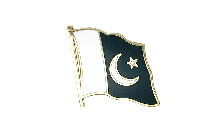 Flag Lapel Pin Pakistan