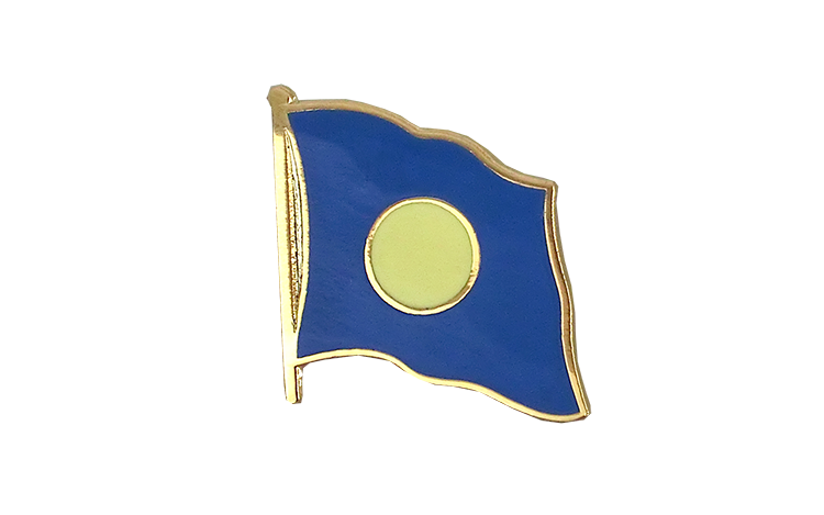 Flag Lapel Pin Palau