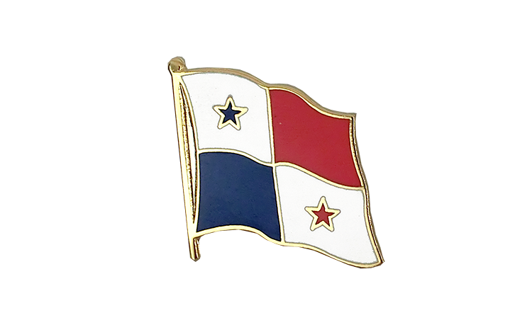 Flag Lapel Pin Panama