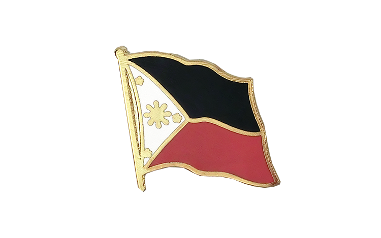 Flag Lapel Pin Philippines