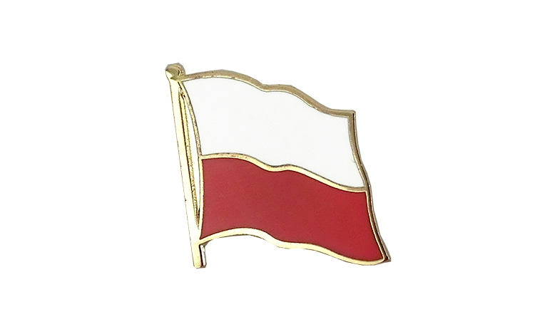 Flag Lapel Pin Poland