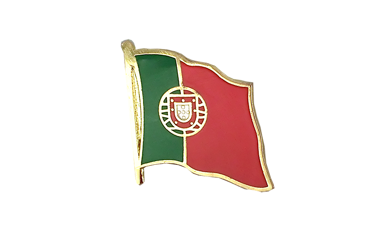 Flag Lapel Pin Portugal