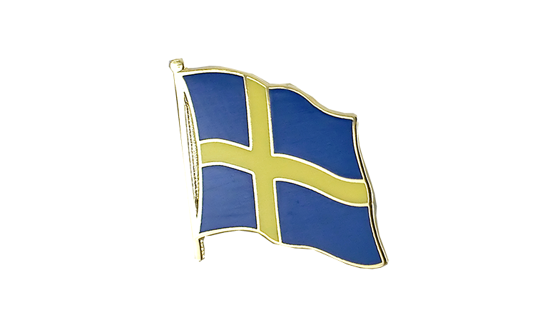 Flag Lapel Pin Sweden