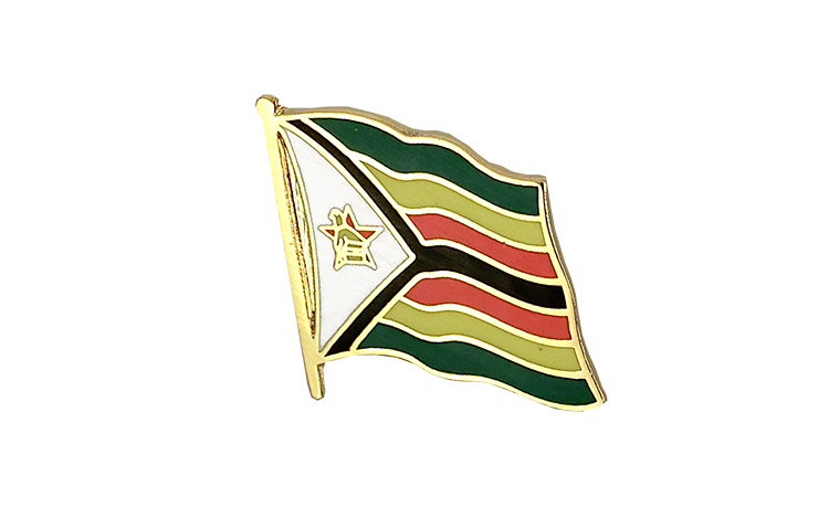 Flag Lapel Pin Zimbabwe