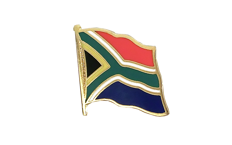 Flag Lapel Pin South Africa