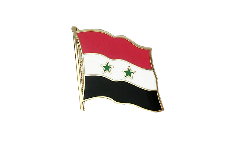 Flag Lapel Pin Syria
