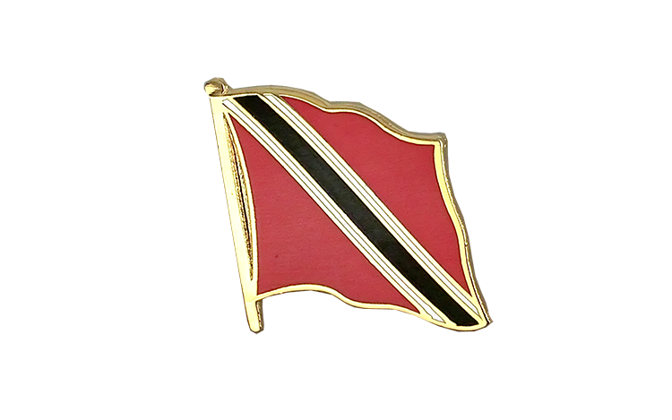 Flag Lapel Pin Trinidad and Tobago