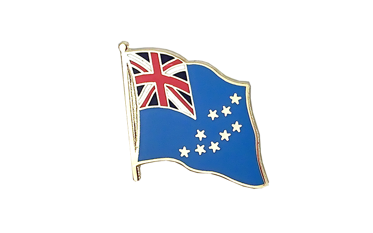 Flag Lapel Pin Tuvalu
