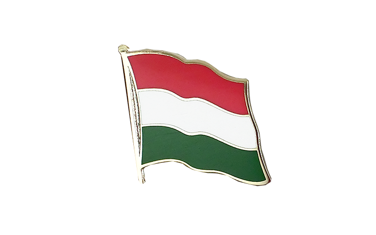 Flag Lapel Pin Hungary