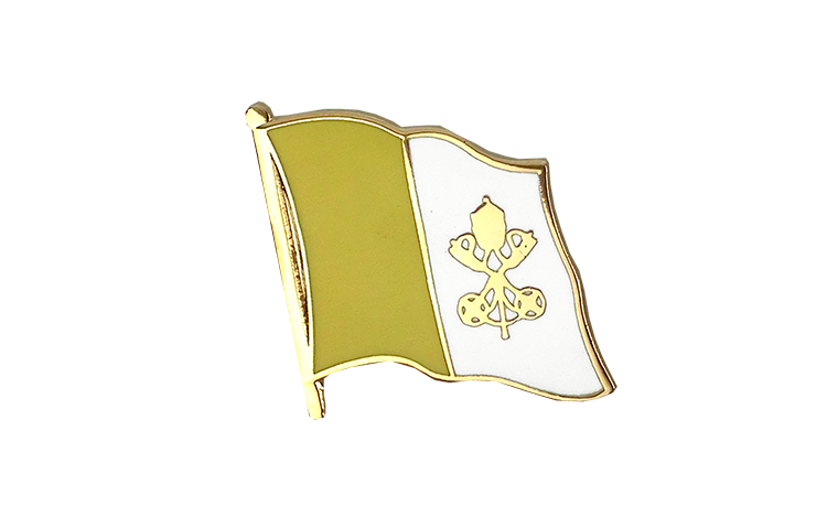 Flag Lapel Pin Vatican
