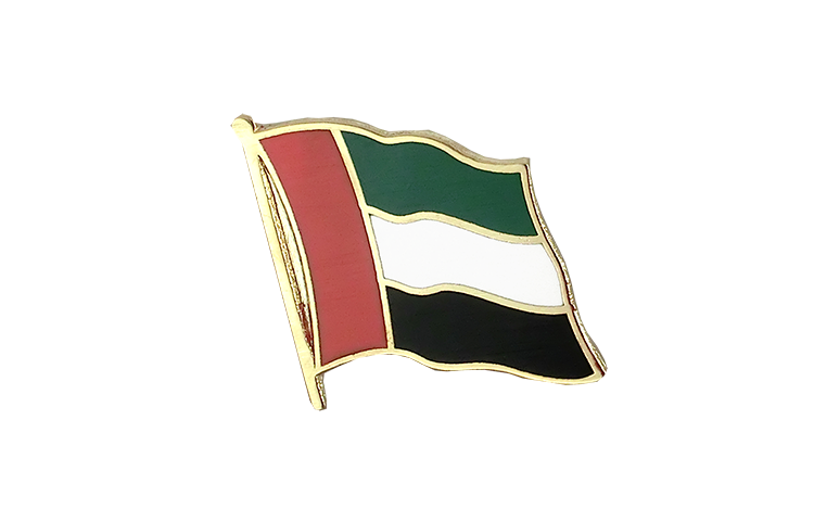 Flag Lapel Pin United Arab Emirates