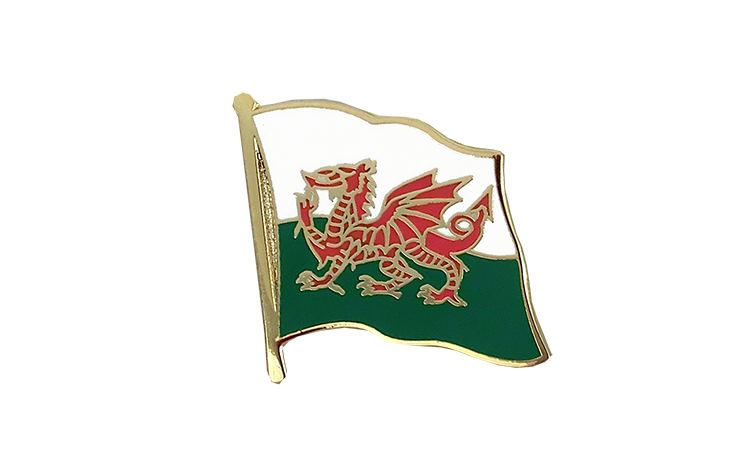 Flag Lapel Pin Wales