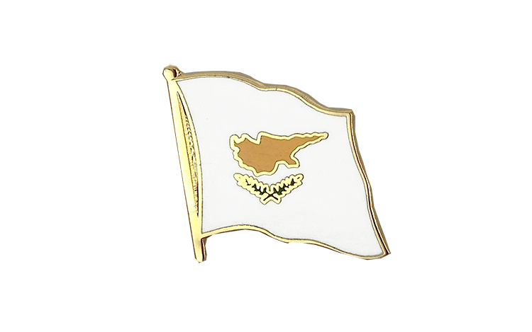 Flag Lapel Pin Cyprus