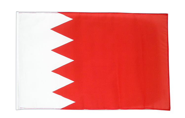 Bahrain - 12x18 in Flag