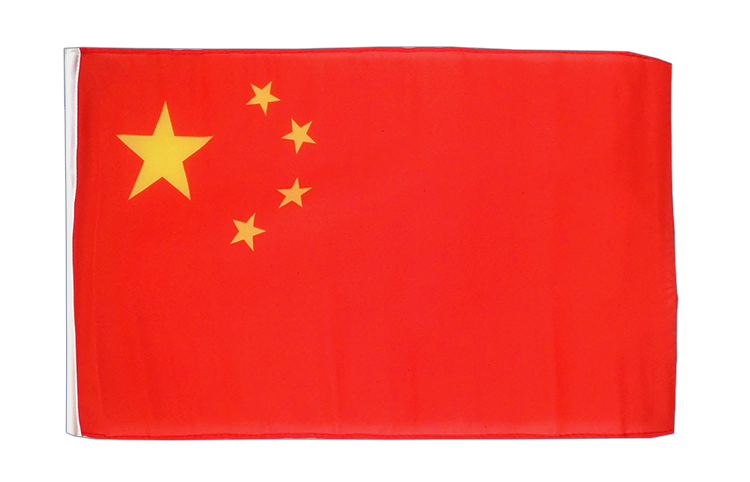 China - 12x18 in Flag