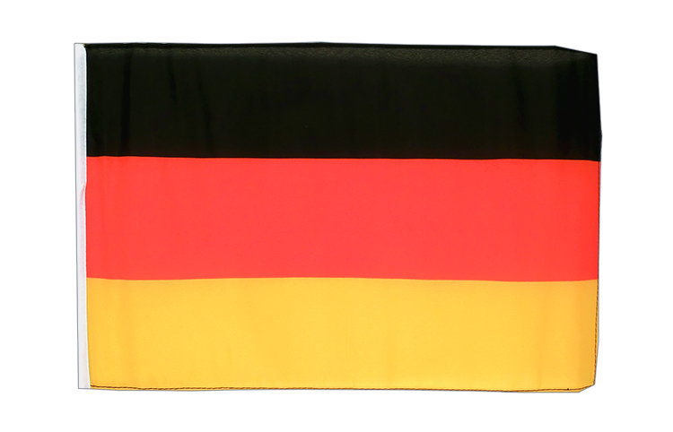 Small Germany Flag 12x18""