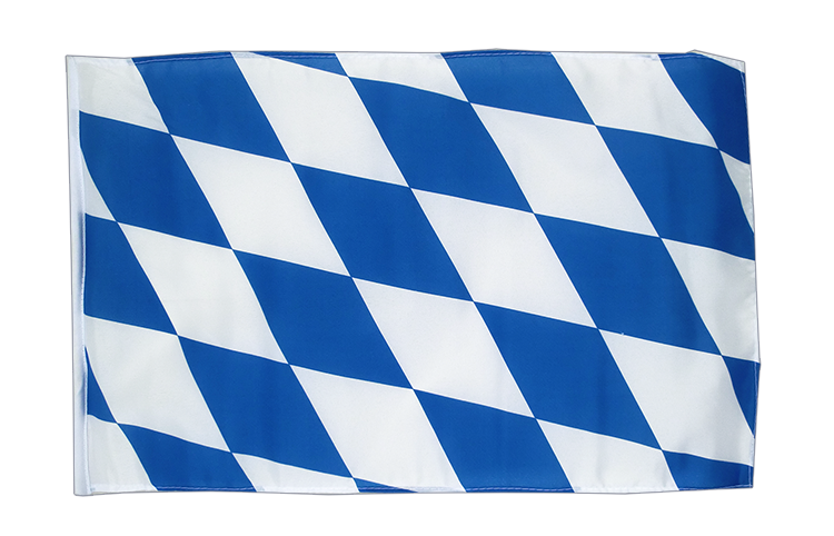 Bavaria without crest - 12x18 in Flag