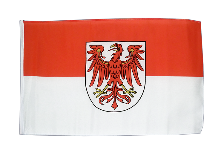 Brandenburg - 12x18 in Flag