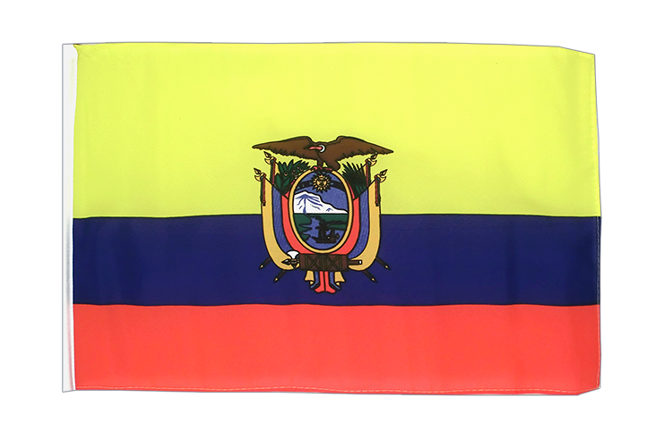 Small Ecuador Flag 12x18""