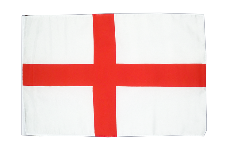 Small England St. George Flag 12x18""
