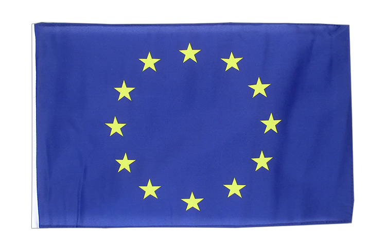 European Union EU - 12x18 in Flag