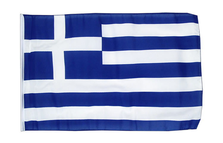 Small Greece Flag 12x18""