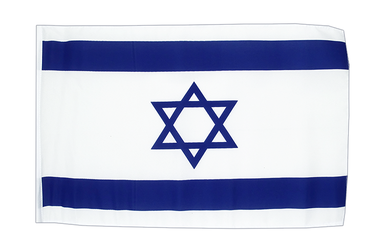Israel - 12x18 in Flag