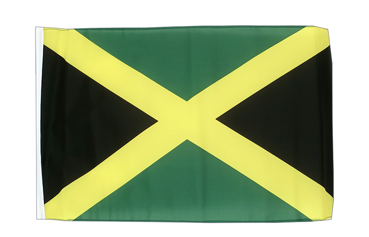 Small Flag Jamaica - 12x18""