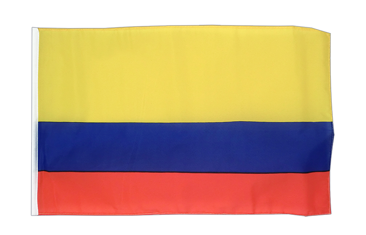 Small Colombia Flag 12x18""