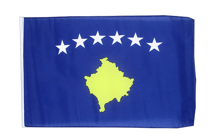 Kosovo - 12x18 in Flag