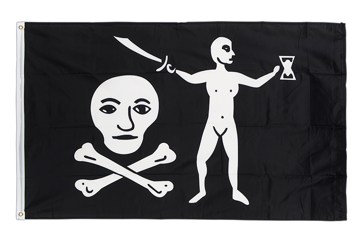 Pirate Dulaien - 3x5 ft Flag