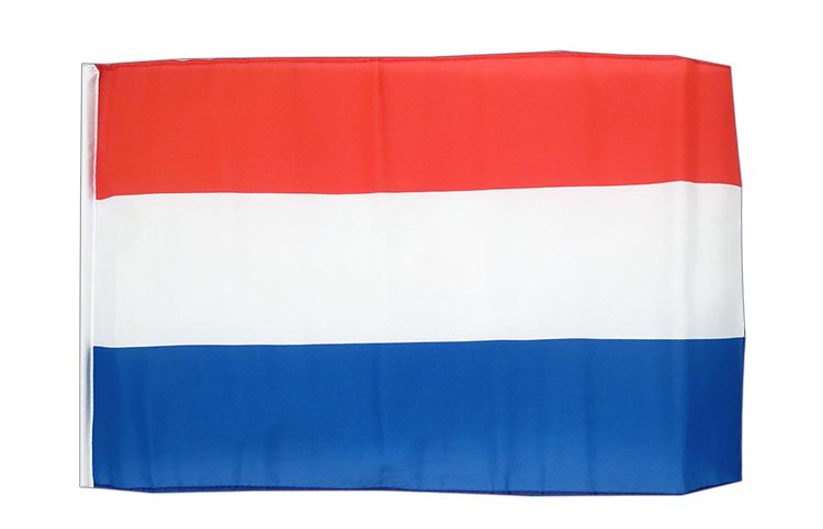 Luxembourg - 12x18 in Flag