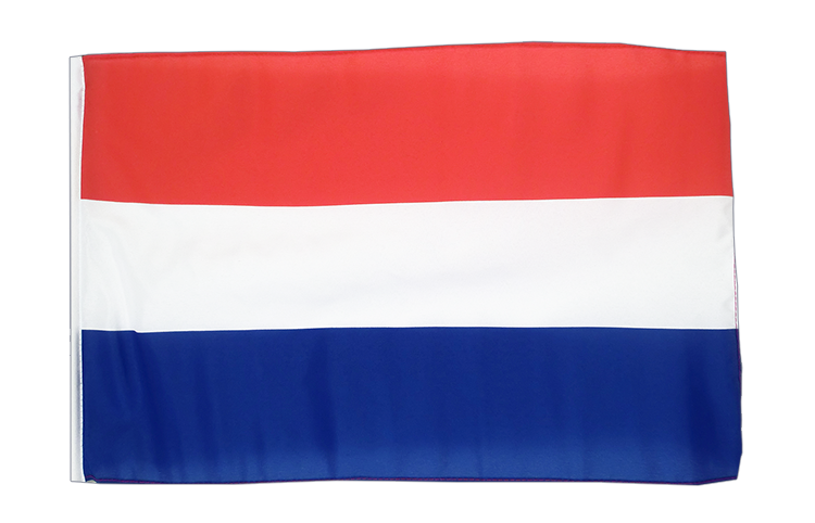 Netherlands - 12x18 in Flag