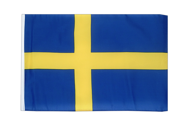 Small Sweden Flag 12x18""