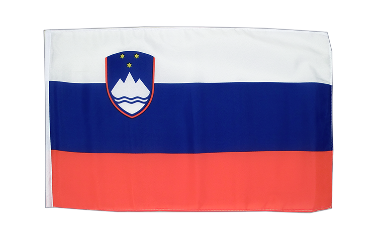 Slovenia - 12x18 in Flag