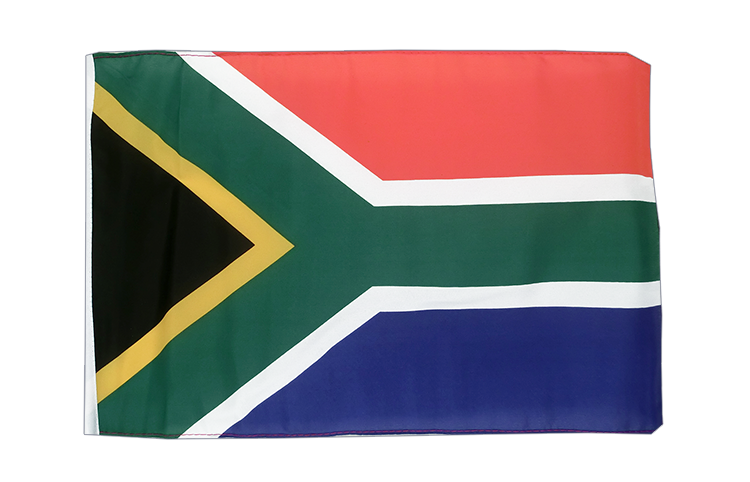 Small South Africa Flag 12x18""