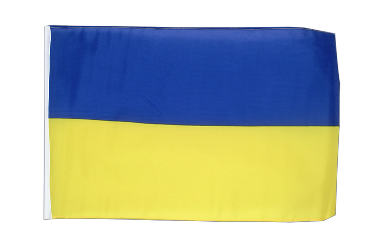 Small Ukraine Flag 12x18""