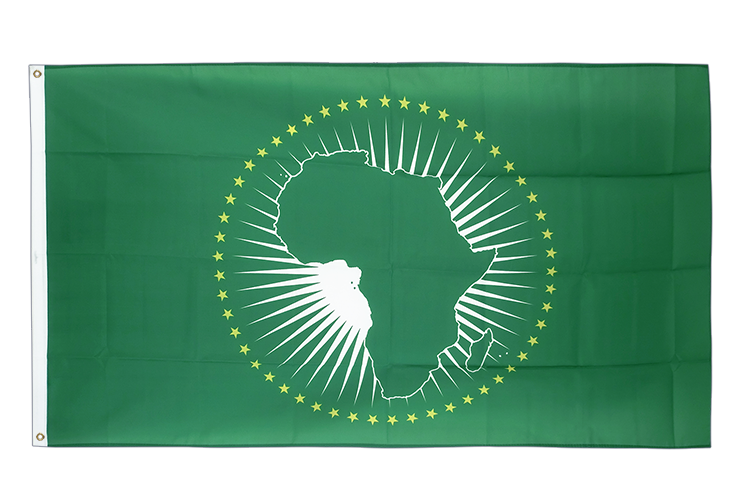 African Union AU - 3x5 ft Flag