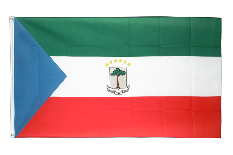Equatorial Guinea - 3x5 ft Flag