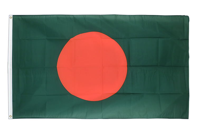 Bangladesh - 3x5 ft Flag