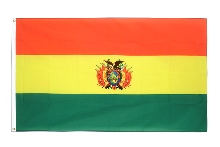 Bolivia - 3x5 ft Flag