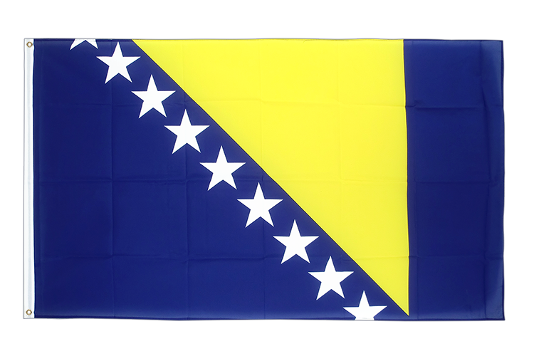 Bosnia-Herzegovina - 3x5 ft Flag
