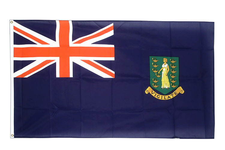 3x5 British Virgin Islands Flag