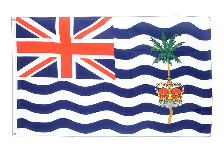 British Indian Ocean Territory - 3x5 ft Flag