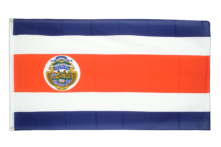 Costa Rica - 3x5 ft Flag