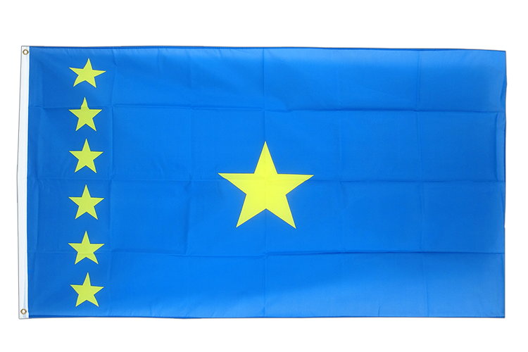 Democratic Republic of the Congo old - 3x5 ft Flag