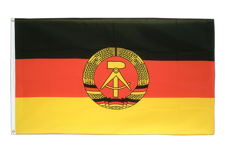 Flag GDR - 3x5 ft