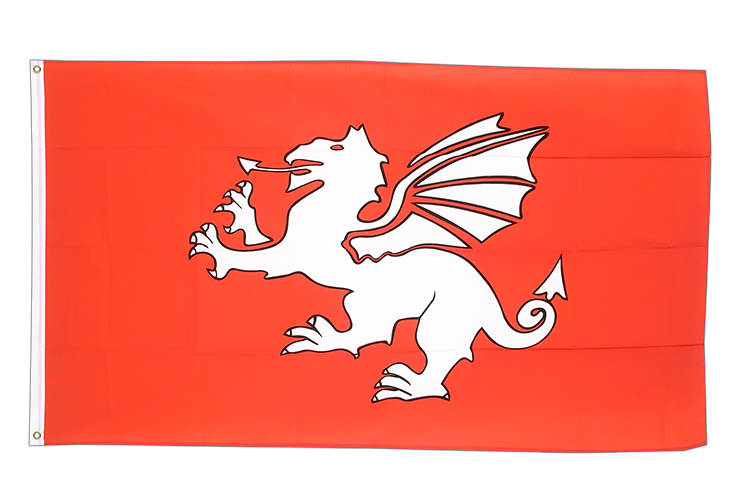Pendragon new - 3x5 ft Flag
